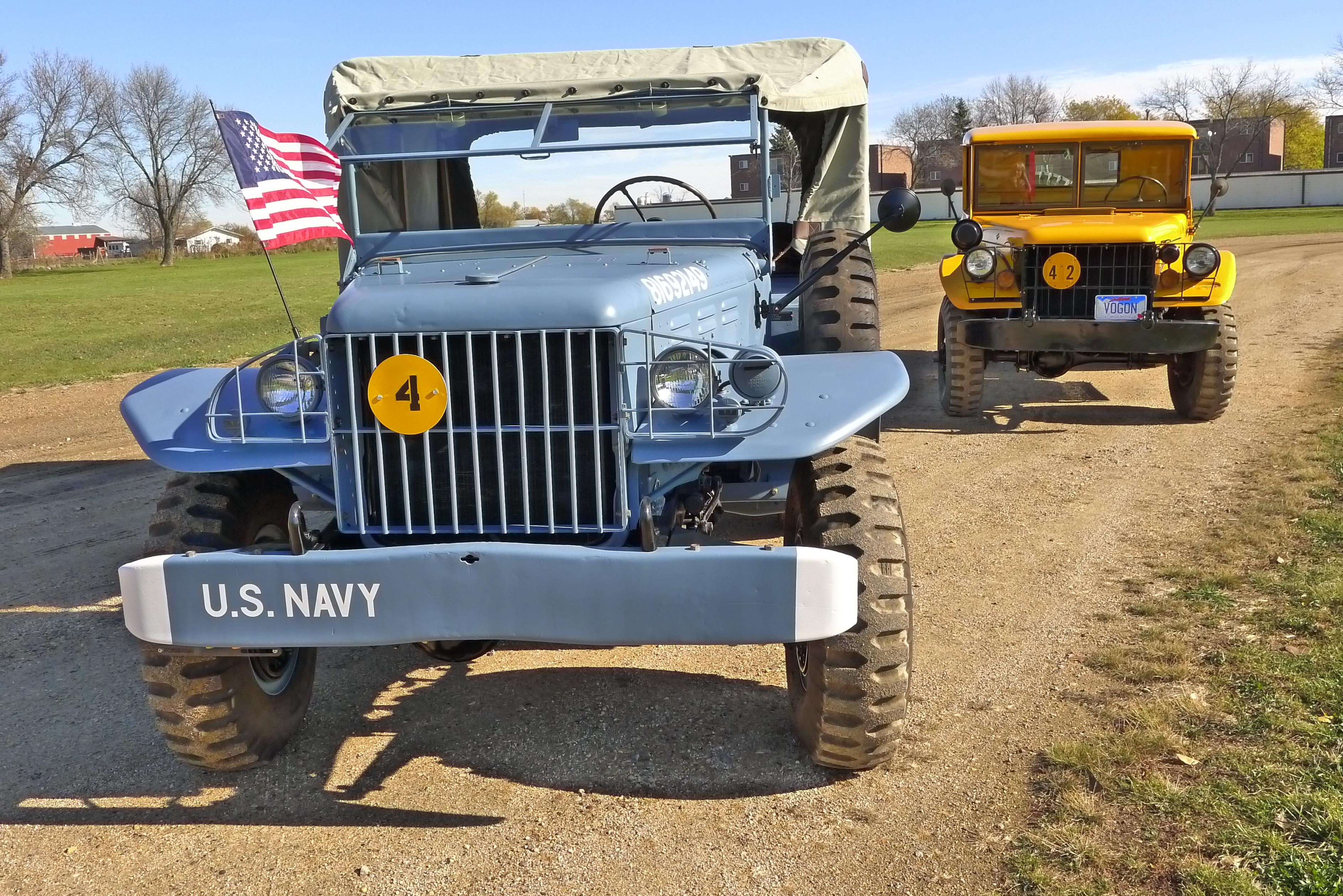 1942 dodge wc-51